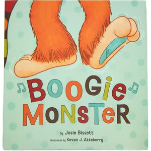 Boogie Monster | Storybook | The Gifted Type
