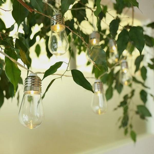Edison Bulb Stringed Lights