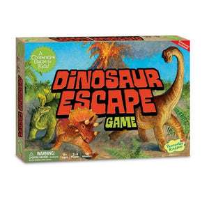 Peaceable Kingdom Dinosaur Escape | Board Game | The Gifted Type