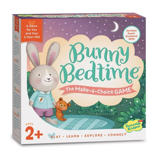 Peaceable Kingdom Bunny Bedtime | Family Game | The Gifted Type