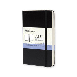 Moleskine Pocket Sketchbook | The Gifted Type