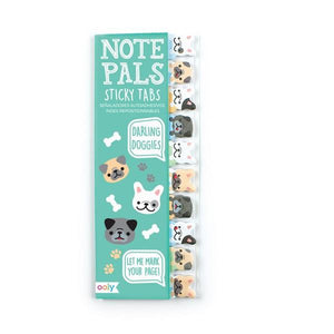 Sticky Tabs Darling Doggies | The Gifted Type