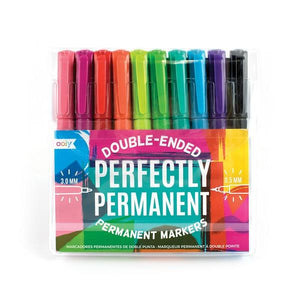 Double-Ended Permanent Markers | The Gifted Type