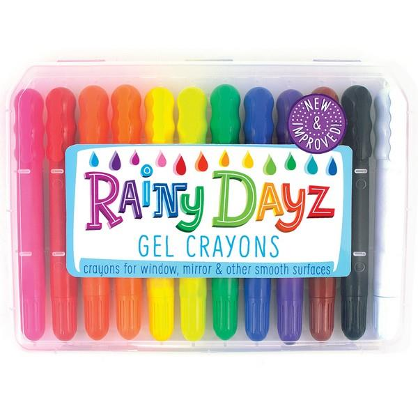 Rainy Dayz Gel Crayons | The Gifted Type