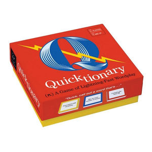 Quicktionary | Party Game | The Gifted Type