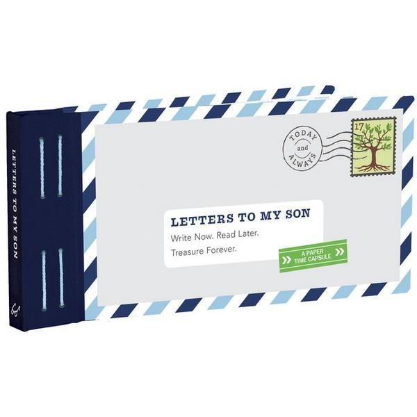 Time Capsule Letters To My Son | The Gifted Type