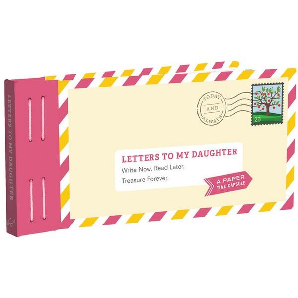 Time Capsule Letters To My Daughter | The Gifted Type