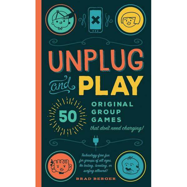 Unplug And Play | Game Book | The Gifted Type
