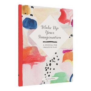 Wake Up Your Imagination: A Journal For Creative Play | Guided Journal | The Gifted Type