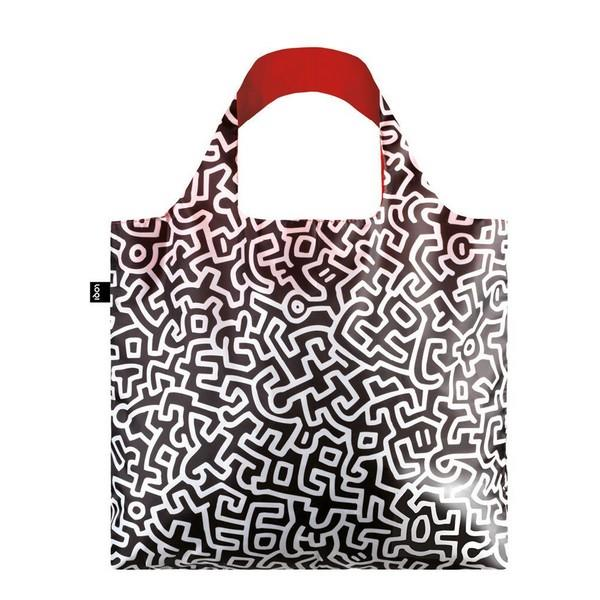 Loqi Tote Bag Keith Haring Untitled | The Gifted Type