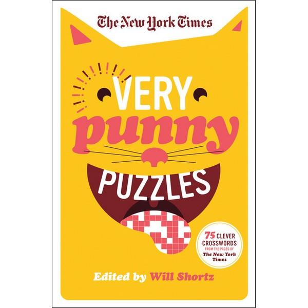 The New York TImes Very Punny Puzzles | Crosswords | The Gifted Type