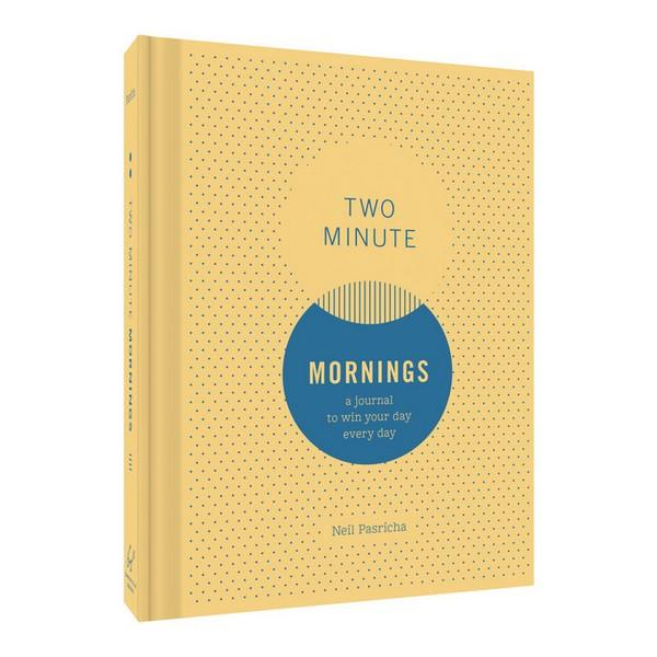 Two Minute Mornings: A Journal To Win Your Day Every Day | Guided Journal | The Gifted Type