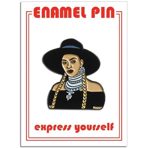 The Found Enamel Pin Beyonce Formation | The Gifted Type