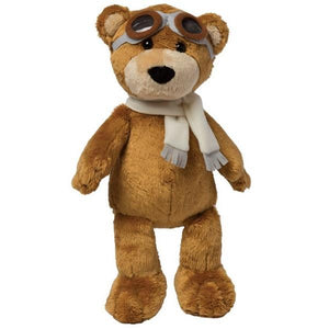 Manhattan Toy Company Aviator Bear | The Gifted Type