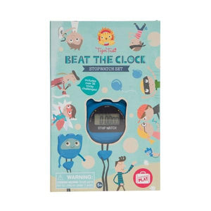 Beat The Clock Stopwatch Set | Activity Kit | The Gifted Type