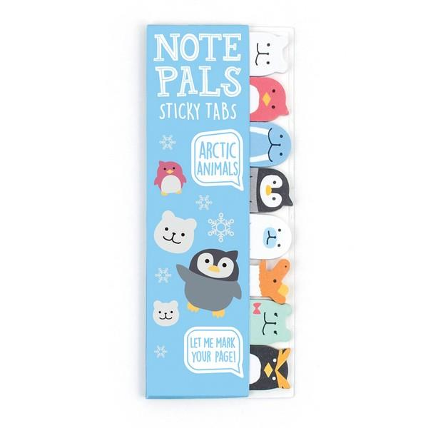 Sticky Tabs Arctic Animals | The Gifted Type