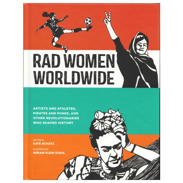 Rad Women Worldwide | The Gifted Type