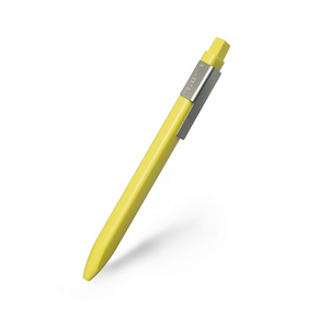 Moleskine Hay Yellow Click Pen | The Gifted Type