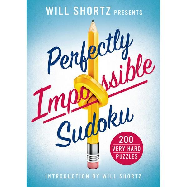 Will Shortz Presents Perfectly Impossible Sudoku | Sudoku | The Gifted Type