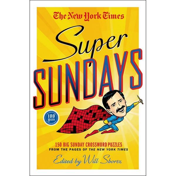 The New York Times Super Sundays Crosswords | Crosswords | The Gifted Type