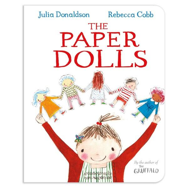 The Paper Dolls | Board Book | The Gifted Type