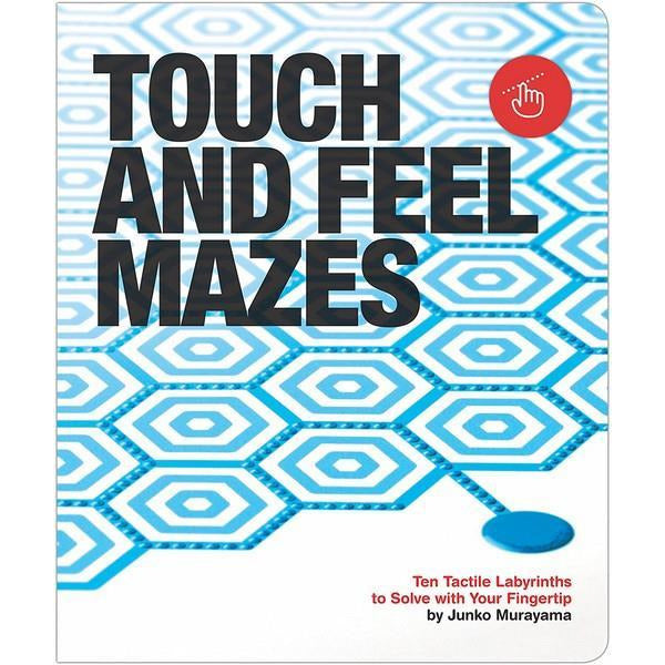 Touch and Feel Mazes Activity Book