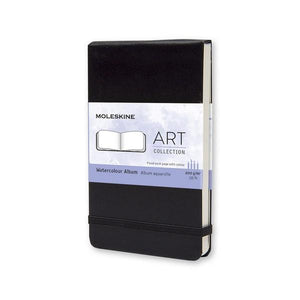 Moleskine Pocket Watercolour Album | The Gifted Type
