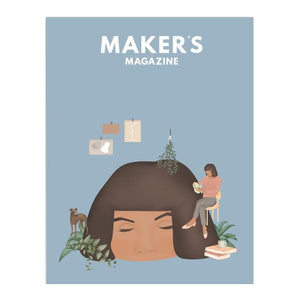 Maker's Magazine | Issue 5: Home | The Gifted Type