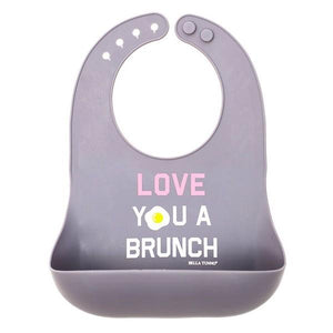 Bella Tunno Wonder Bib Love You A Brunch | The Gifted Type