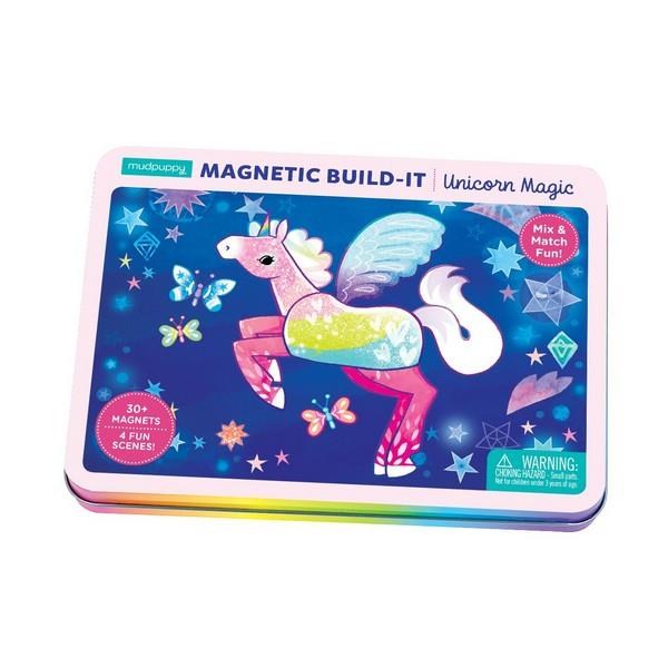Magnetic Play Set Unicorn | Package | The Gifted Type