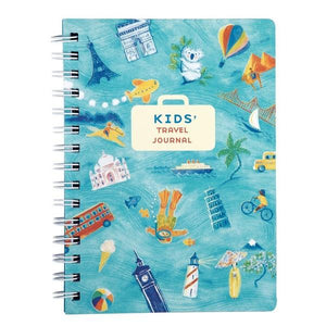 Kid's Travel Journal | The Gifted Type