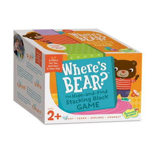 Peaceable Kingdom Where's Bear? | Family Game | The Gifted Type