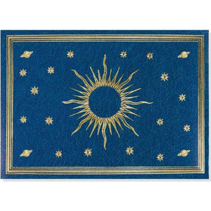 Celestial Blank Notecards