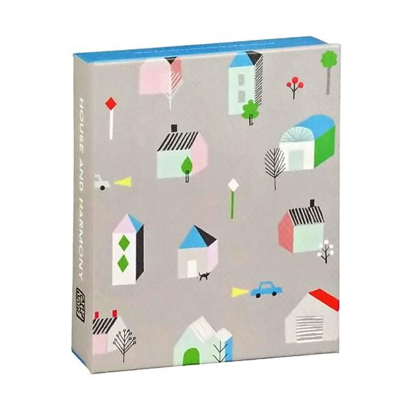 Boxed Notecards QuickNotes House And Harmony Set Of 20 | The Gifted Type
