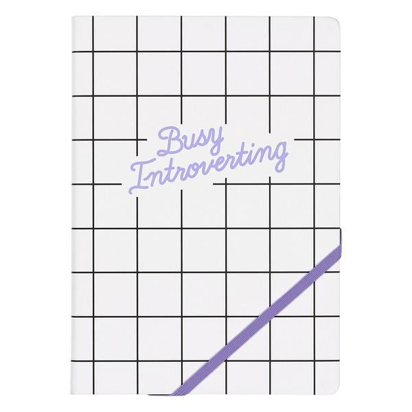 Busy Introverting | Notebook | The Gifted Type