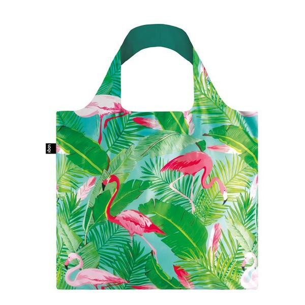 Loqi Tote Bag Wild Flamingos | The Gifted Type