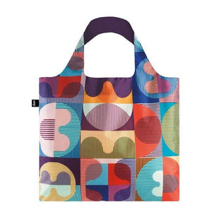 Loqi Tote Bag Grid | The Gifted Type