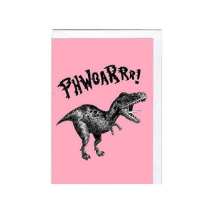 Jolly Awesome Phwoar | Humour Card | The Gifted Type