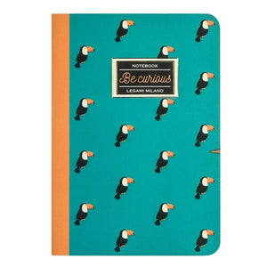 Legami Toucans | Notebook | The Gifted Type
