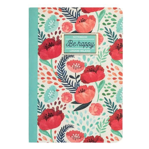Legami Flowers | Notebook | The Gifted Type