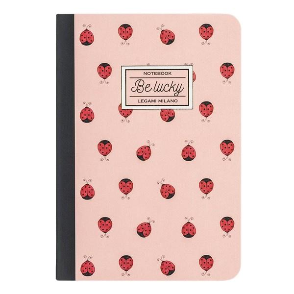 Legami Ladybug | Notebook | The Gifted Type