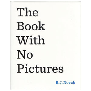 The Book With No Pictures | The Gifted Type