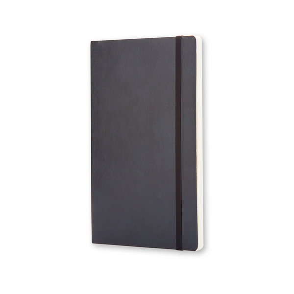 Moleskine Classic Pocket Softcover Notebook | Black | The Gifted Type