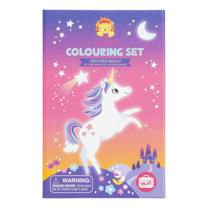 Unicorn Friends Colouring Kit | The Gifted Type
