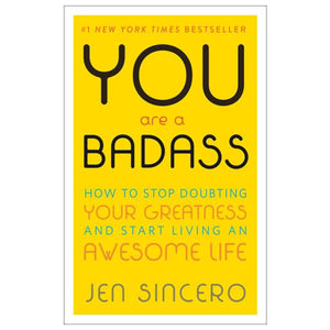 You Are A Badass | The Gifted Type