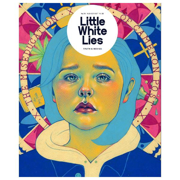 Little White Lies | Issue 76 | The Gifted Type