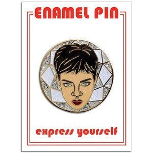 The Found Enamel Pin Rihanna | The Gifted Type