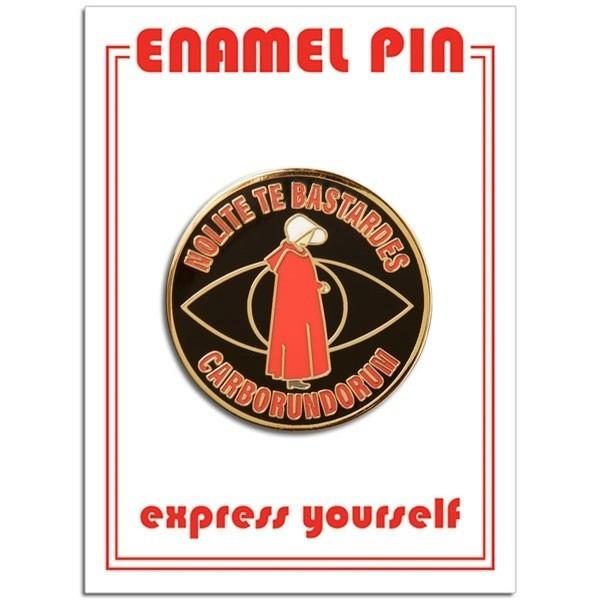 The Found Enamel Pin The Handmaid's Tale | The Gifted Type