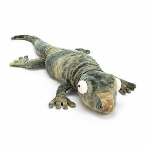 Gary Gecko Lying Jellycat Plush