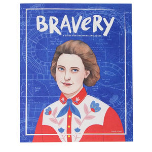 Bravery Magazine | Issue 4: Temple Grandin | The Gifted Type